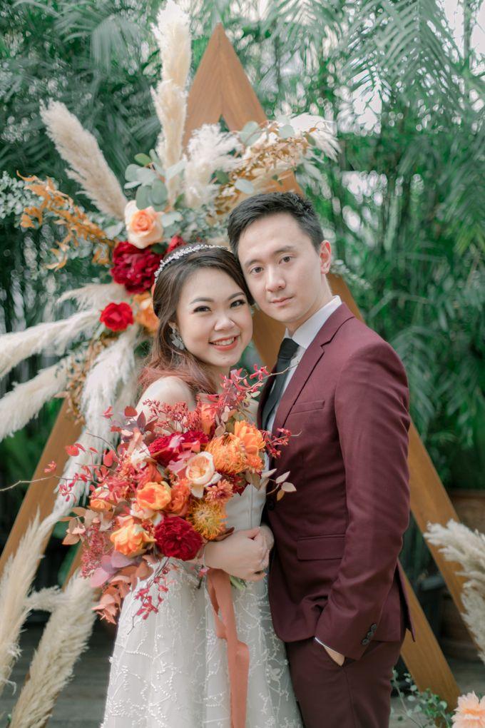 Anton and Reni Wedding Day by Iris Photography - 049
