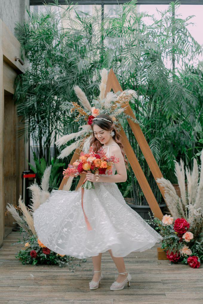 Anton and Reni Wedding Day by Iris Photography - 050