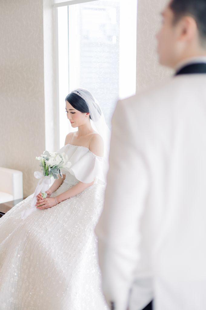 Chris & Resi Wedding Day by Iris Photography - 007