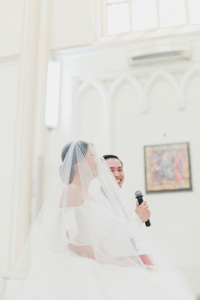Chris & Resi Wedding Day by Iris Photography - 009
