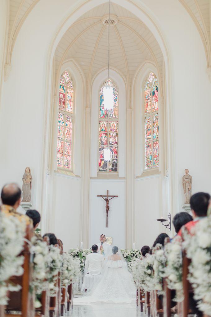 Chris & Resi Wedding Day by Iris Photography - 010