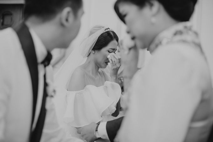 Chris & Resi Wedding Day by Iris Photography - 011