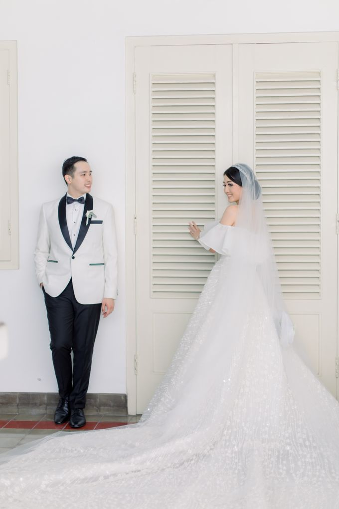 Chris & Resi Wedding Day by Iris Photography - 014