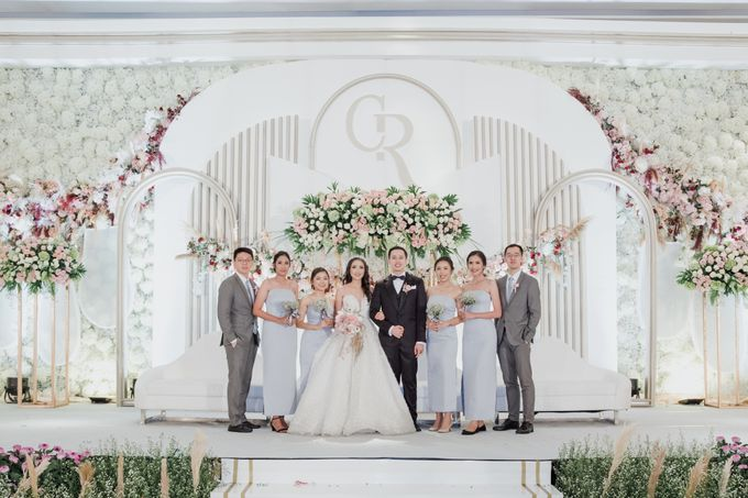 Chris & Resi Wedding Day by Iris Photography - 017