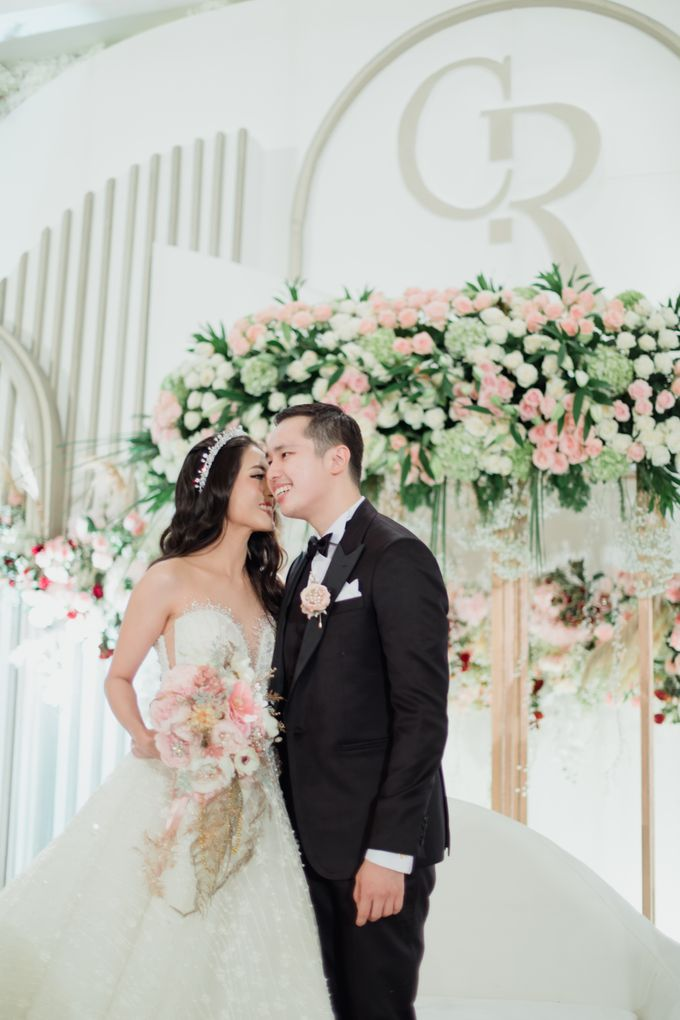 Chris & Resi Wedding Day by Iris Photography - 018