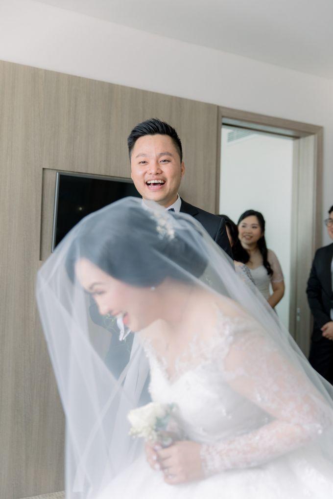 Leon & Cindy Wedding by Iris Photography - 050