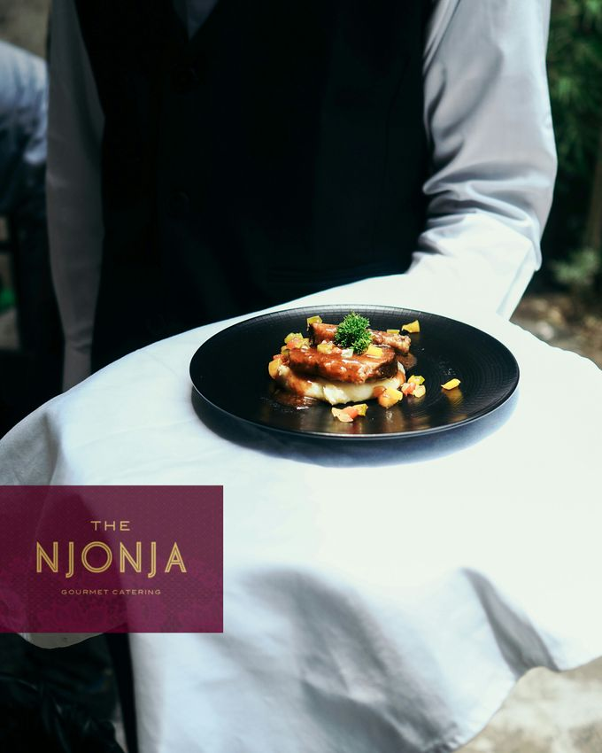 Cutomized Set Menu by The NJONJA, Gourmet Catering - 005