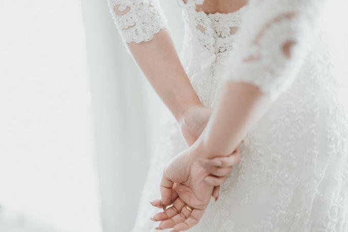 THE WEDDING OF EXHAUDI & FELICIA by The Wedding Boutique - 002