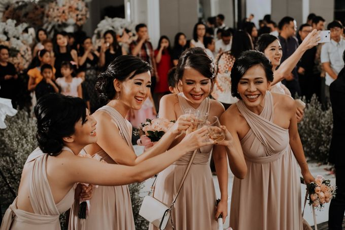 The Wedding of Irvin & Rikka by PlanMyDay Wedding Organizer - 003