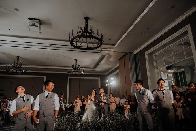 The Wedding of Irvin & Rikka by PlanMyDay Wedding Organizer - 005