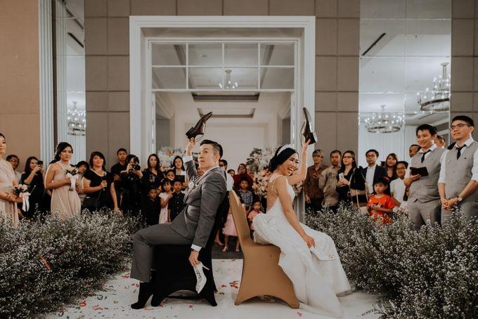 The Wedding of Irvin & Rikka by PlanMyDay Wedding Organizer - 006