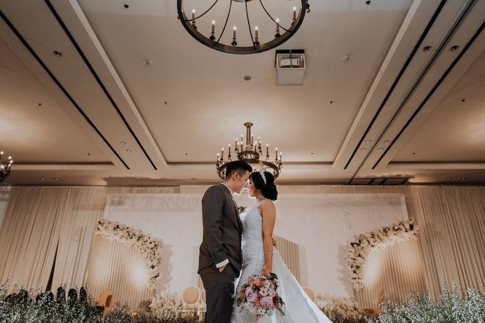 The Wedding of Irvin & Rikka by PlanMyDay Wedding Organizer - 001