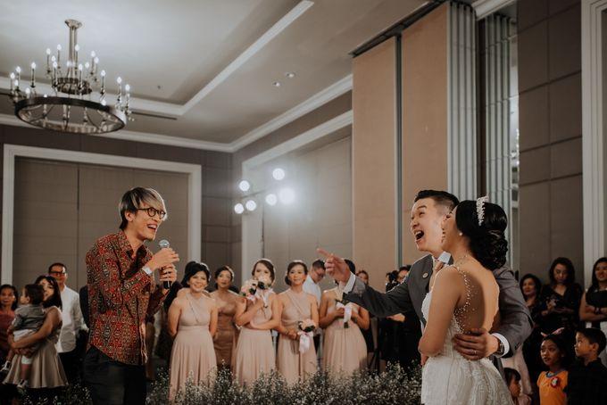 The Wedding of Irvin & Rikka by PlanMyDay Wedding Organizer - 007