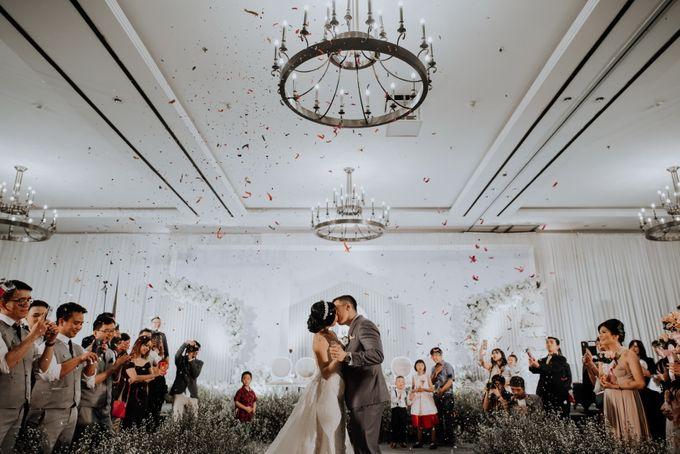 The Wedding of Irvin & Rikka by PlanMyDay Wedding Organizer - 002