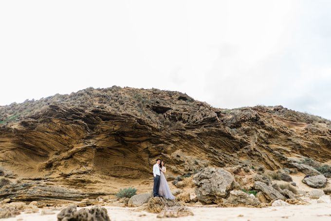 SPACE - Irvin & Zihui Pre-wedding by Depth of Tales - 023