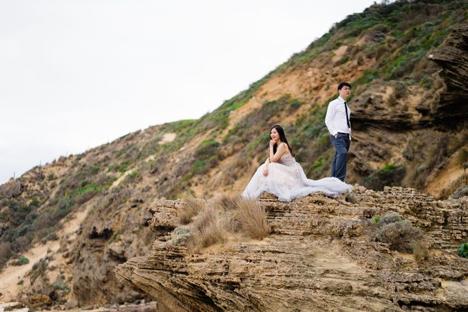 SPACE - Irvin & Zihui Pre-wedding by Depth of Tales - 025