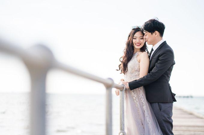 SPACE - Irvin & Zihui Pre-wedding by Depth of Tales - 030