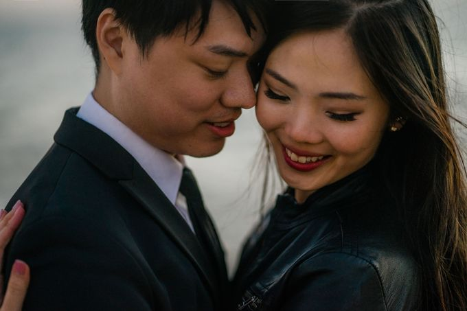 SPACE - Irvin & Zihui Pre-wedding by Depth of Tales - 035