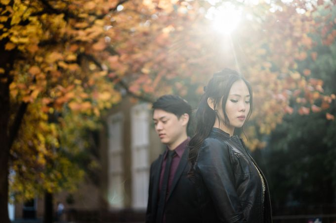 SPACE - Irvin & Zihui Pre-wedding by Depth of Tales - 037