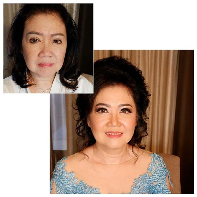 Makeup For Mom And Siblings by MakeupbyDeviafebriani - 003