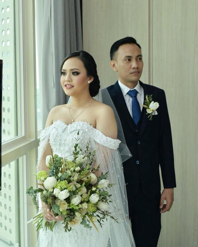 Nobel and Deriza Wedding by akar photography - 002