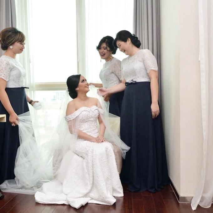 Nobel and Deriza Wedding by akar photography - 003