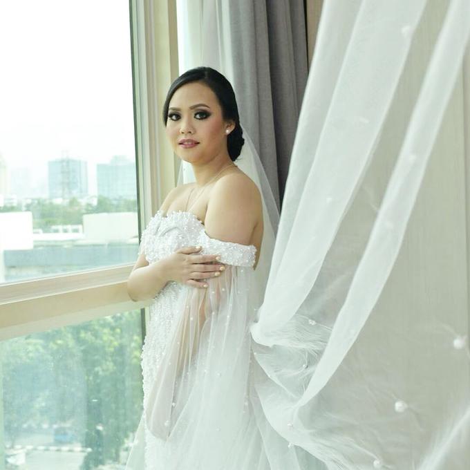 Nobel and Deriza Wedding by akar photography - 001