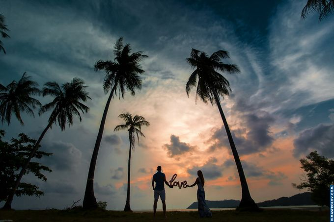 Engagement photography by Dimas Frolov - 008