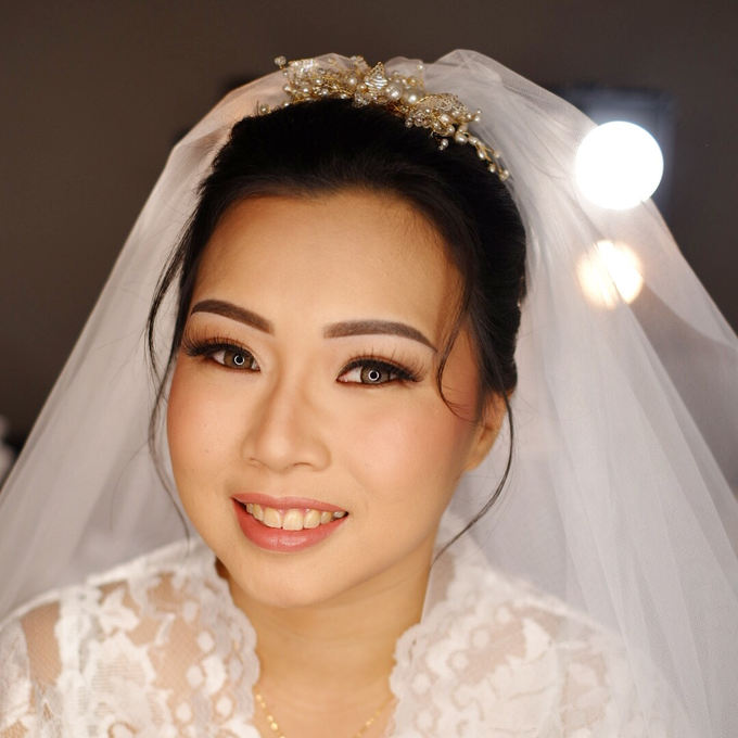 Wendy & robin's wedding by Chroma Pictures - 001