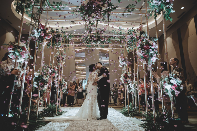 Wendy & robin's wedding by Chroma Pictures - 017