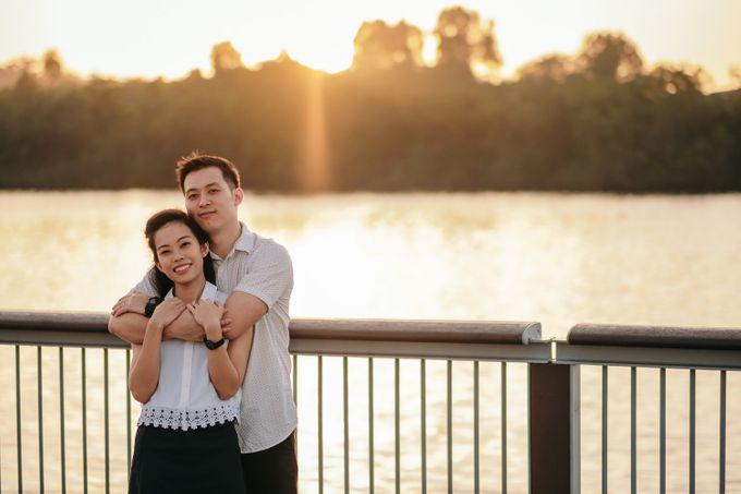 Pre-Wedding - Isaiah & Sam by Alan Ng Photography - 003