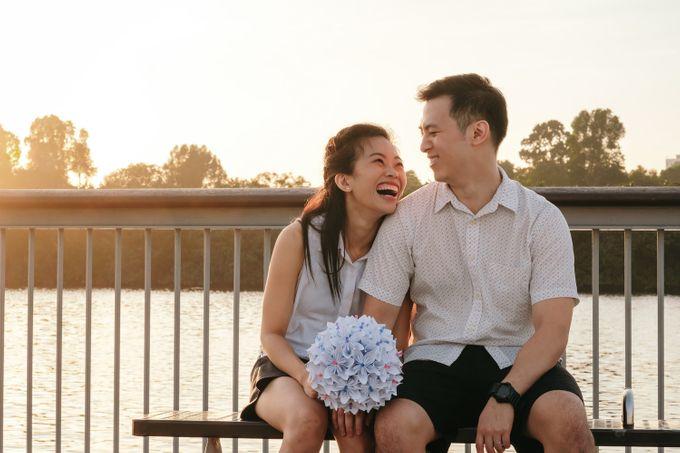 Pre-Wedding - Isaiah & Sam by Alan Ng Photography - 004