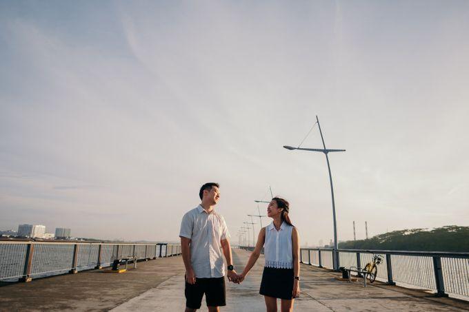 Pre-Wedding - Isaiah & Sam by Alan Ng Photography - 007