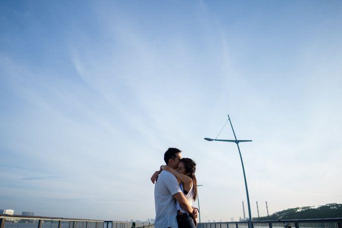 Pre-Wedding - Isaiah & Sam by Alan Ng Photography - 008