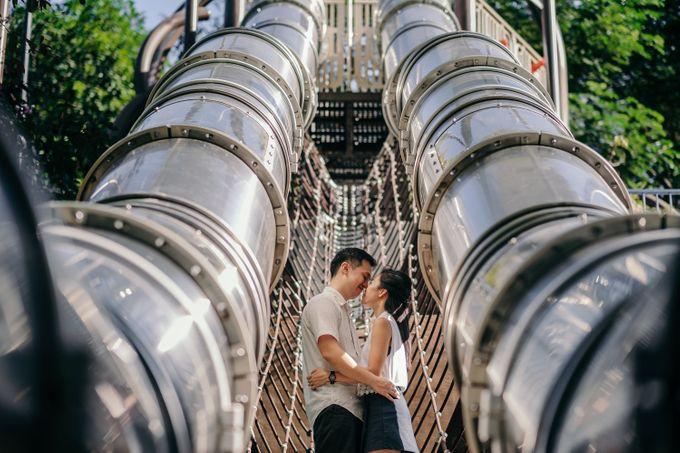 Pre-Wedding - Isaiah & Sam by Alan Ng Photography - 012