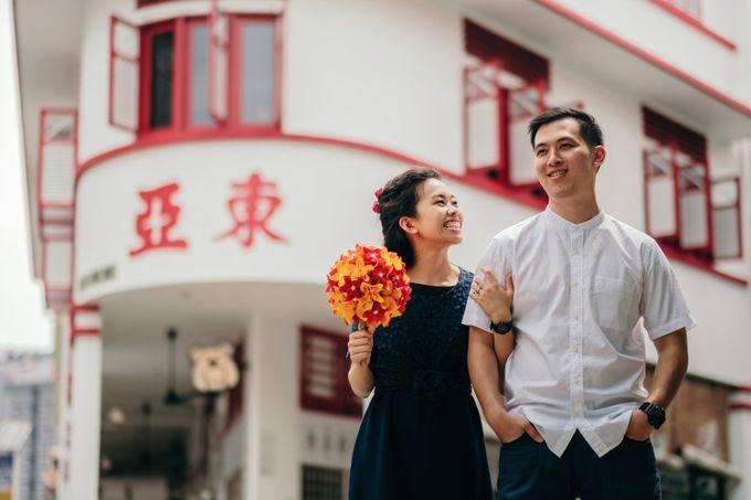 Pre-Wedding - Isaiah & Sam by Alan Ng Photography - 020