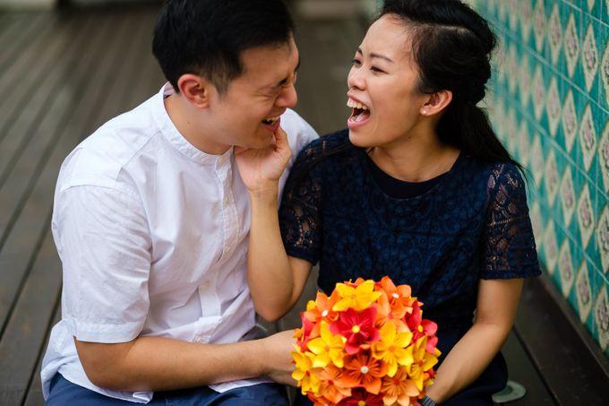 Pre-Wedding - Isaiah & Sam by Alan Ng Photography - 021