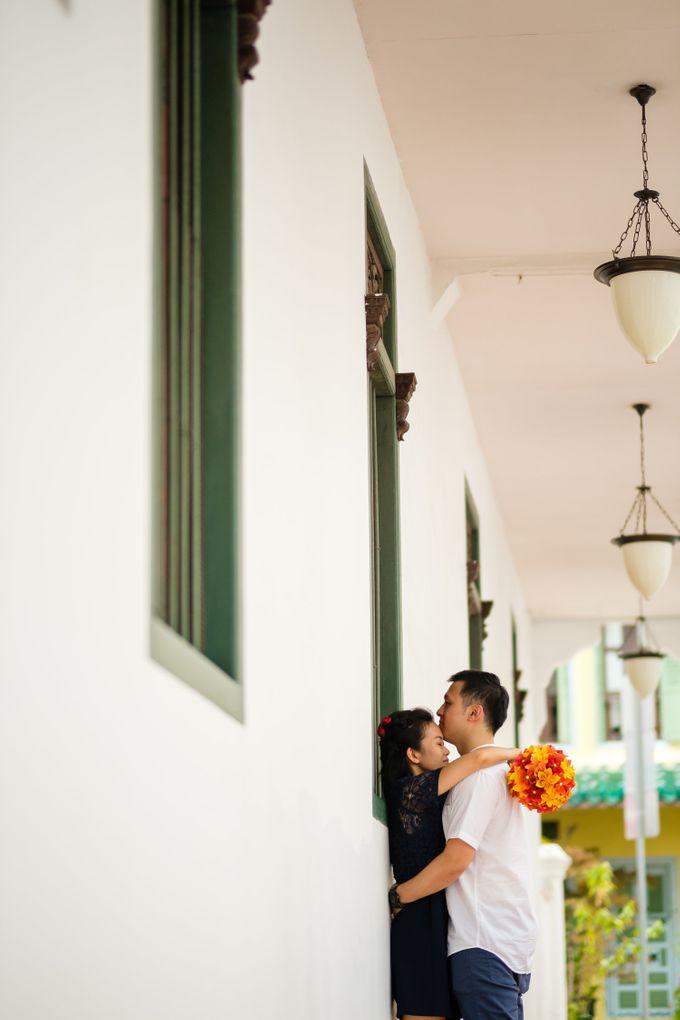 Pre-Wedding - Isaiah & Sam by Alan Ng Photography - 023