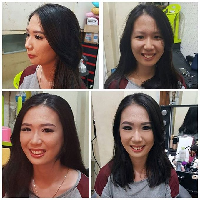 Soft Makeup Look by Veren Susanto Makeup Artist - 001