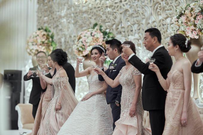 The Wedding of Clara & Winata by Skenoo Hall Emporium Pluit by IKK Wedding - 002