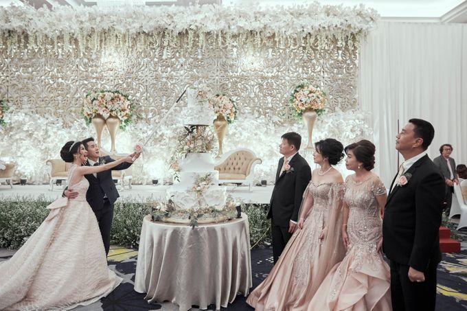 The Wedding of Clara & Winata by Skenoo Hall Emporium Pluit by IKK Wedding - 003