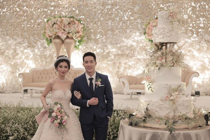 The Wedding of Clara & Winata by Skenoo Hall Emporium Pluit by IKK Wedding - 004