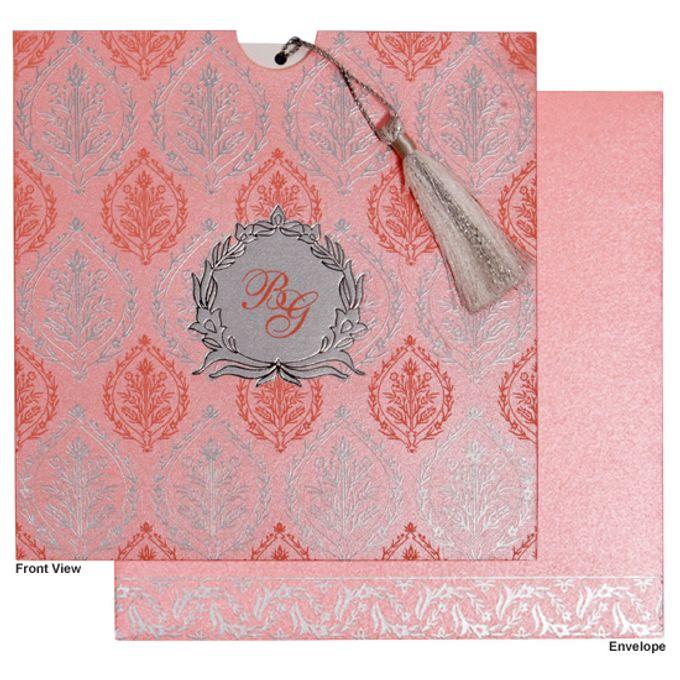 Designer Wedding invitations by A2zWeddingcards - 005