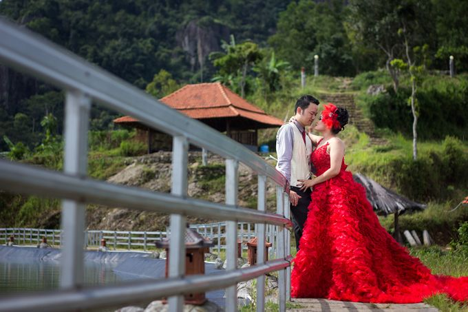 Prewedding Budi & Olies by R A Picture - 005