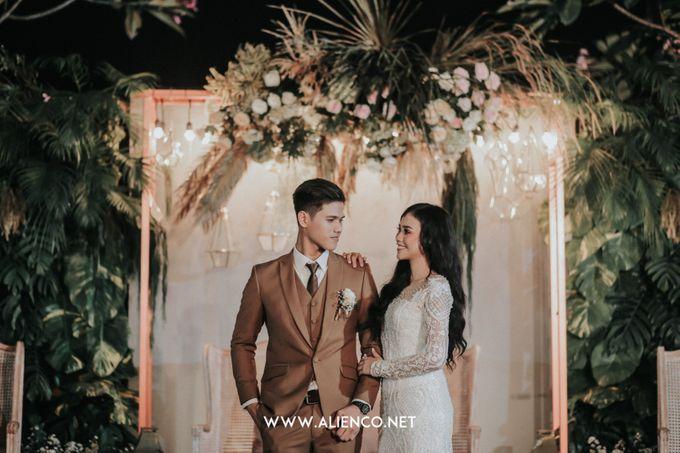 The Wedding Of Intan & Puja by Jakarta Souvenir - 039
