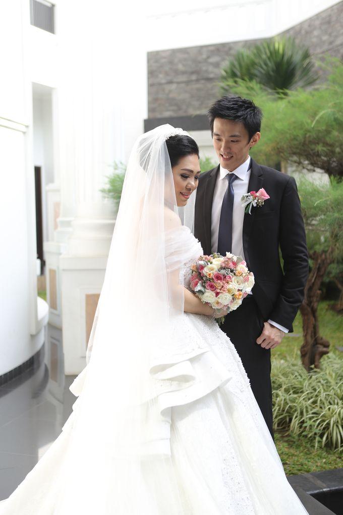 Iswandi &  Liena Wedding by MariMoto Productions - 020
