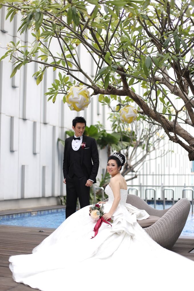 Iswandi &  Liena Wedding by MariMoto Productions - 024