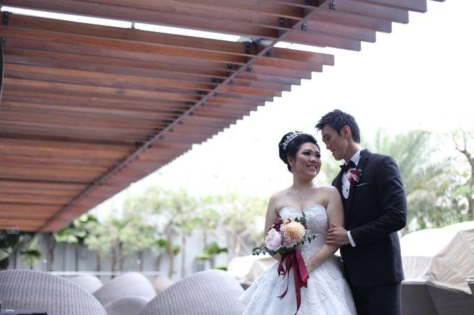 Iswandi &  Liena Wedding by MariMoto Productions - 028
