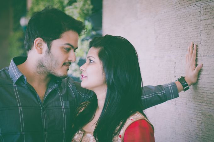 AMOUR - THE PRE WEDDING SHOOT by Swapneel Parmar Photography - 005