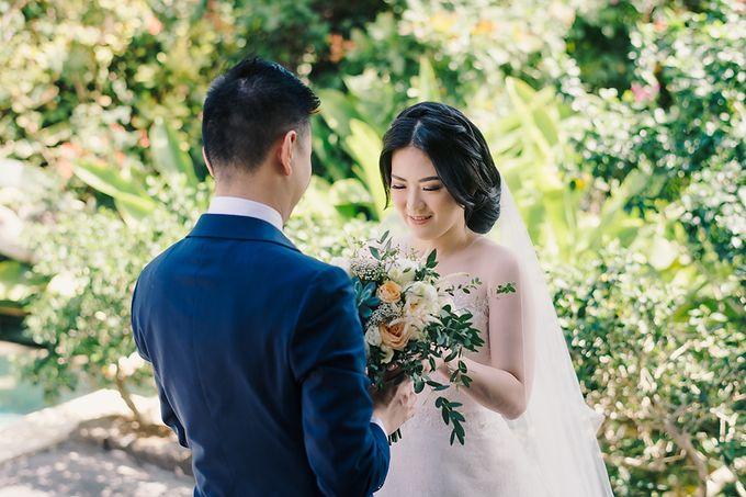 Wedding of Ita Pratiwi & Yannoto by Nika di Bali - 001